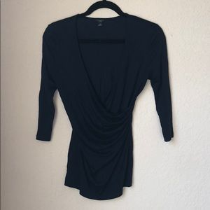 Ann Taylor navy top